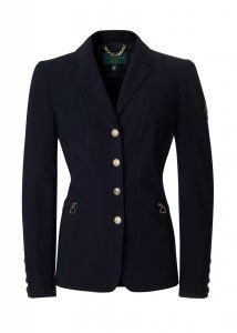 The Competition Jacket Ink Navy 00001 214x300 - Holland Cooper launch their first equestrian competition jacket