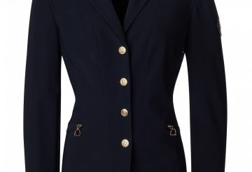 The Competition Jacket Ink Navy 00001 360x245 - Holland Cooper launch their first equestrian competition jacket