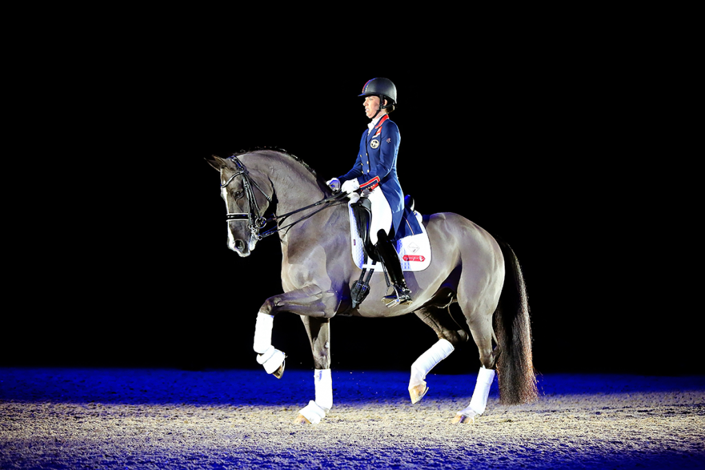 valegroeditedlow res 1024x683 - Charotte Dujardin and Haygain team up over shared priorities.