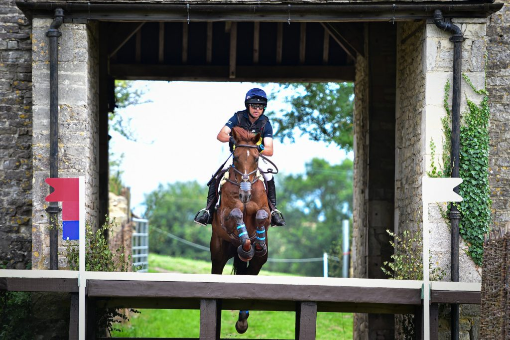Ben Hobday jumping at Gatcombe  1024x682 - Equine Products UK celebrates 40 years of supporting horse owners and trainers around the world