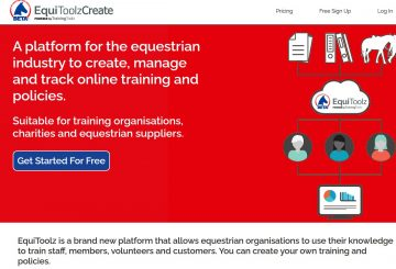 Equitoolz website screen grab 360x245 - Free CPD training from EquiToolz