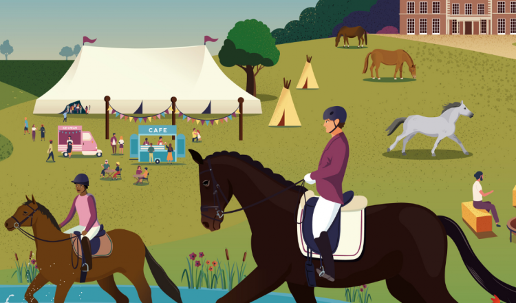 HorseFest  750x440 - HorseFest THE Exciting New Outdoor Summer Festival for Horse Lovers!