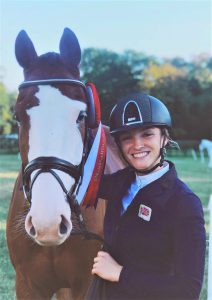 Emily King 212x300 - Mary and Emily King Head to HorseFest, THE Summer Festival for Horse Lovers!