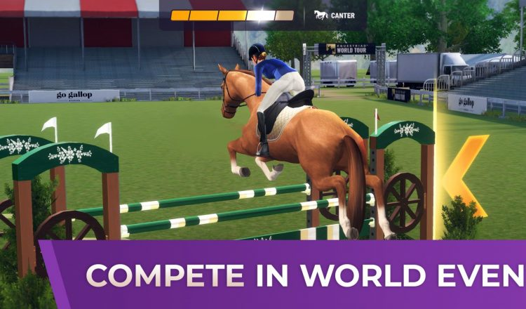 Equestriad iPhoneX 2688x1242 Compete 1 750x440 - Android Users Enter The Race in Hot to Trot Equestriad World Tour