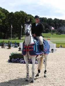 Laura Goodall JSW BA 225x300 - Equestrian firm announce partnership with International para showjumper!