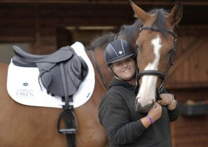 Laura Goodall JSW BA 3 300x213 - Equestrian firm announce partnership with International para showjumper!