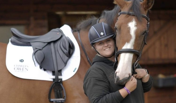 Laura Goodall JSW BA 3 750x440 - Equestrian firm announce partnership with International para showjumper!