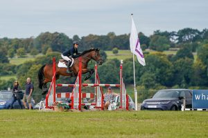 Lydia Heywood will be at HorseFest. Photograph courtesy of09Iain B Images 300x200 - Jamaican Event Rider Lydia Heywood to Showcase Her Skills at HorseFest