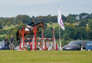 Lydia Heywood will be at HorseFest. Photograph courtesy of09Iain B Images 360x245 - Jamaican Event Rider Lydia Heywood to Showcase Her Skills at HorseFest