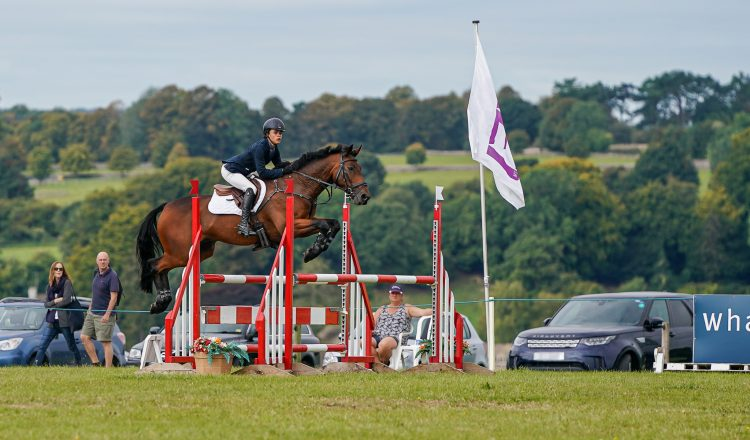 Lydia Heywood will be at HorseFest. Photograph courtesy of09Iain B Images 750x440 - Jamaican Event Rider Lydia Heywood to Showcase Her Skills at HorseFest