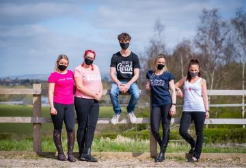 Horse Hussy Group shot 360x245 - Clothing for the fun-loving and the fearless