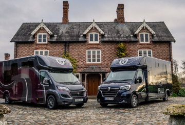 John Oates 360x245 - John Oates Horseboxes Join Forces with HorseFest