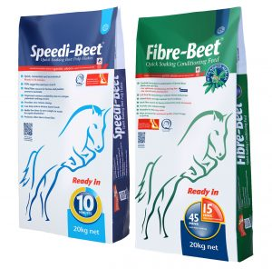 SB and FB 300x296 - Spring Feeding with Speedi-Beet & Fibre-Beet