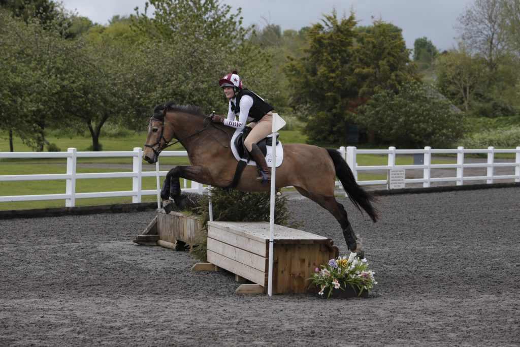 Keira Leeson riding Custer Lad Beccles Bungay RC Mixed 70 1024x683 - BRC back with an action packed Arena Eventing weekend of great competition