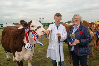 Cheshire Show Wednesday 124 - The Royal Cheshire County Show 2021