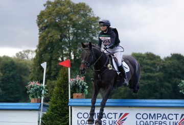 Piggy March and Brookfield Future News 360x245 - THE second day of Osberton International Horse Trials