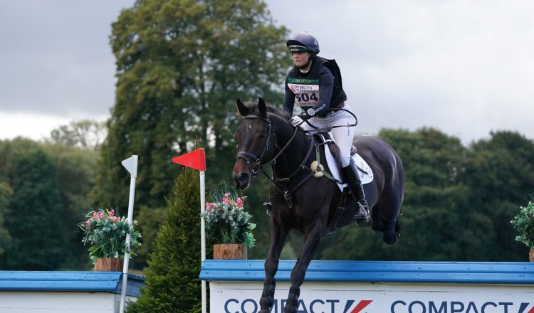 Piggy March and Brookfield Future News 750x440 - THE second day of Osberton International Horse Trials